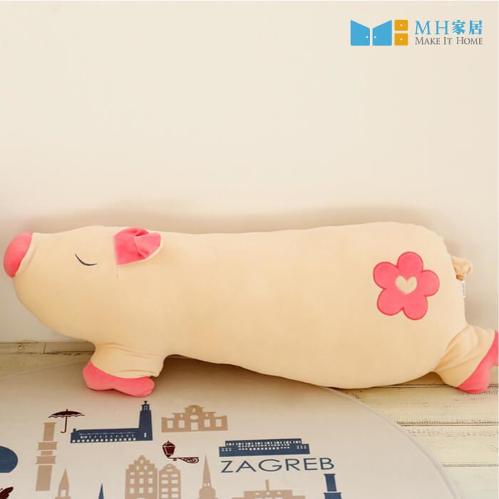 歌唱幸福動物抱枕(夢想小豬)