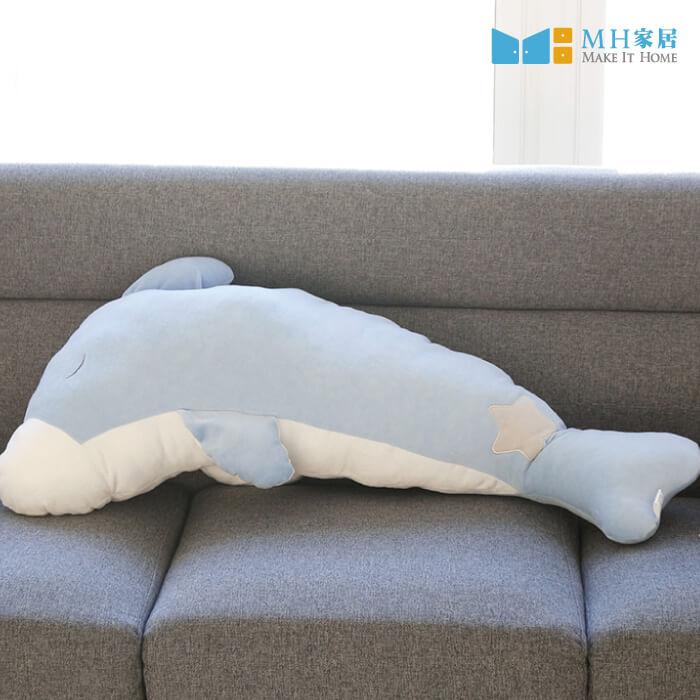歌唱幸福動物抱枕(夢想海豚)