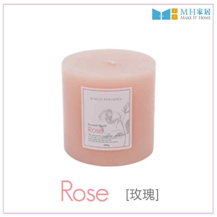 貝爾拉香氛蠟燭(玫瑰)