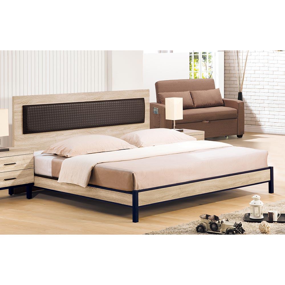 歐都納5尺床頭片型床台