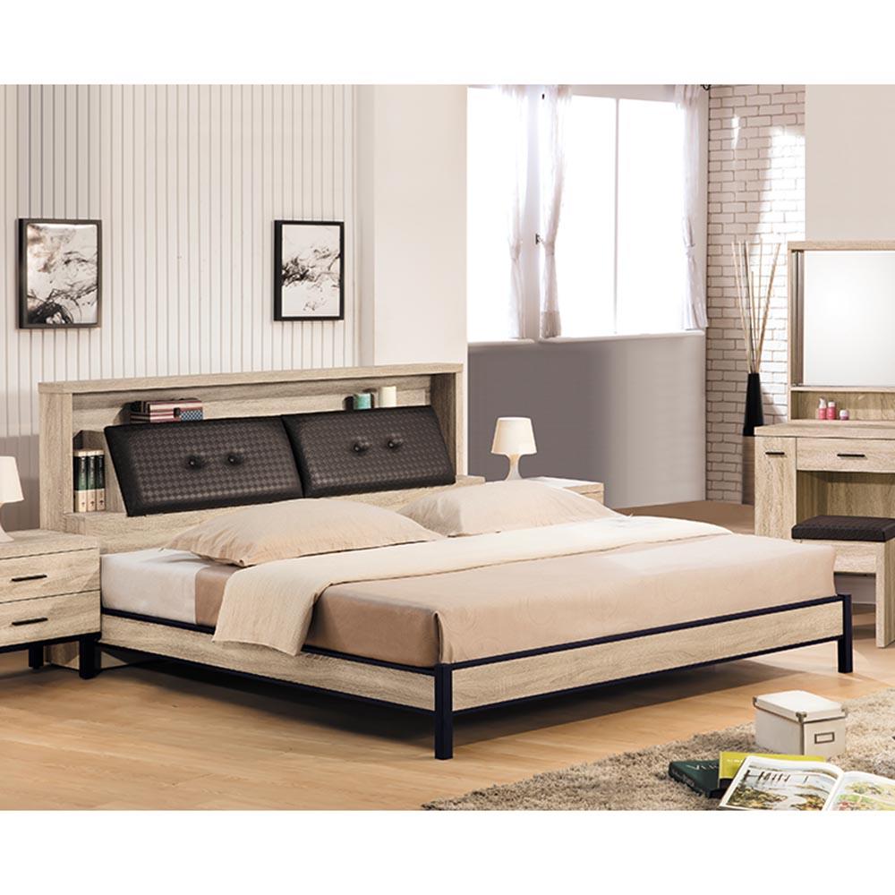 歐都納5尺床頭型床台