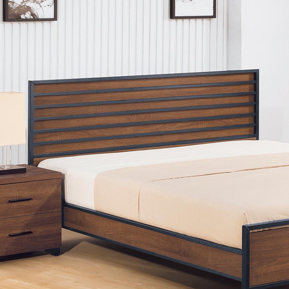印地安5尺床頭片