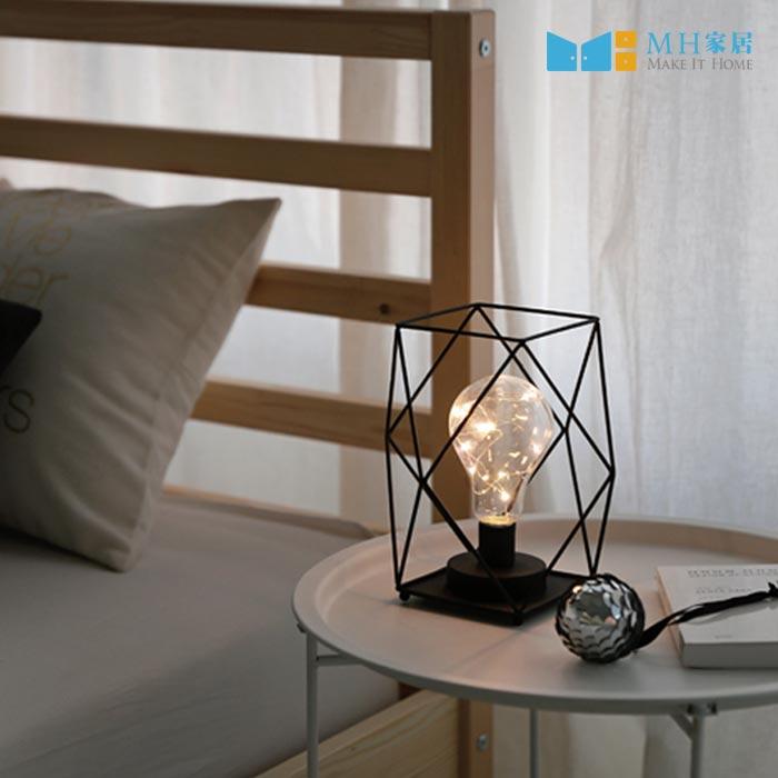 麥肯琪LED夜燈 (幾何造型)