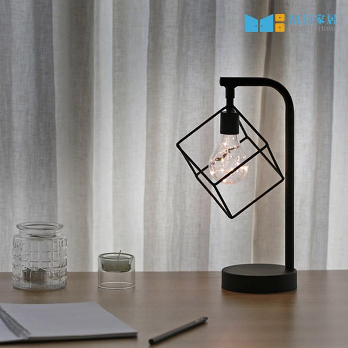 麥肯琪LED夜燈 (方塊造型)