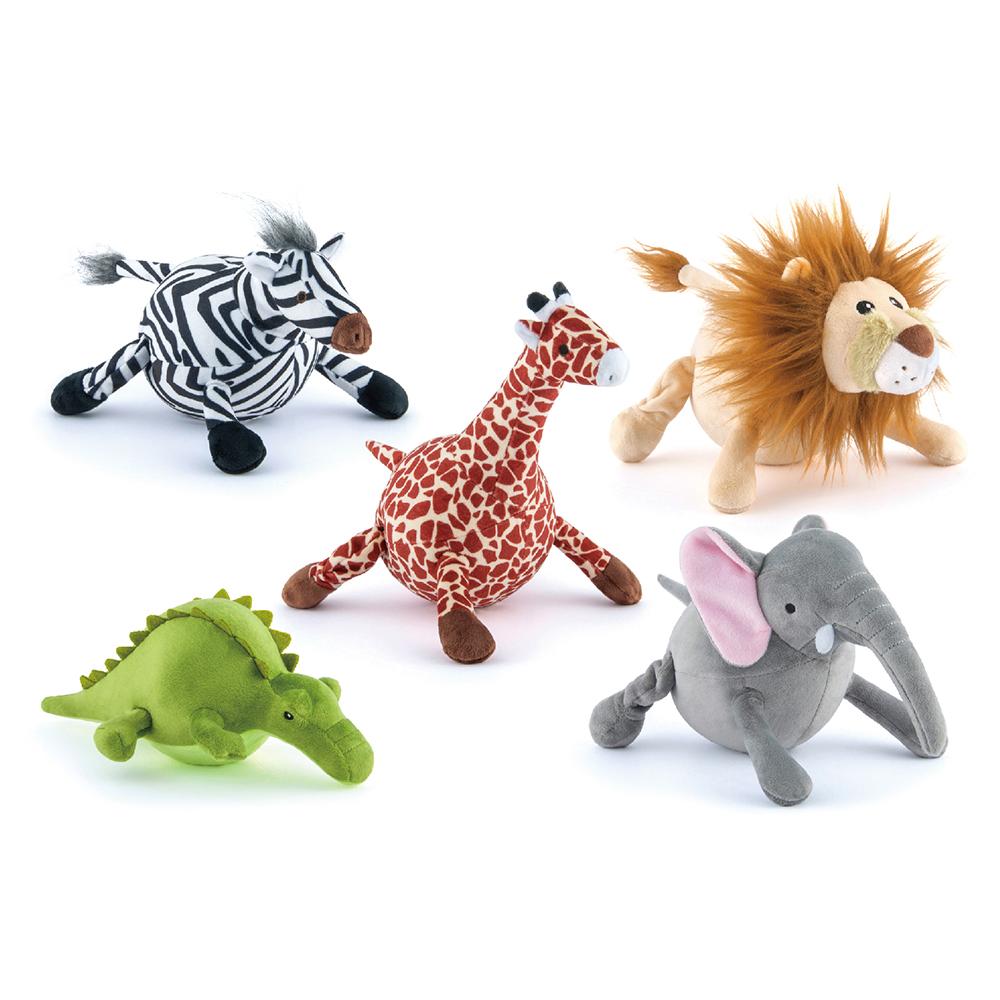 狂野動物園-五件組