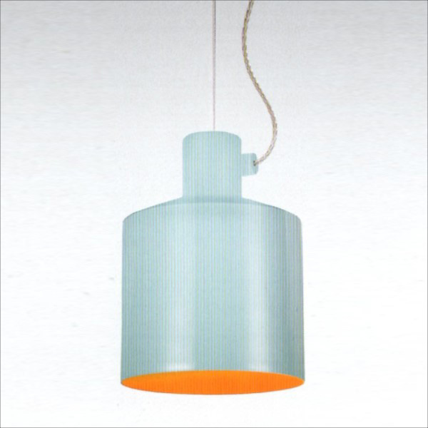 BOBO造型吊燈-藍色(QD35412)