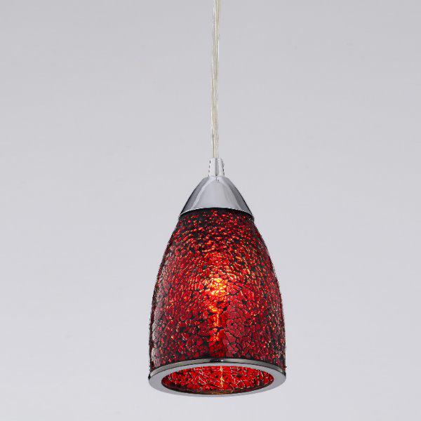 紅色玻璃吊燈(PS21947)