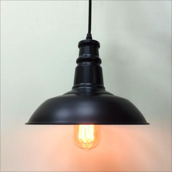 黑色金屬吊燈(PO28701)