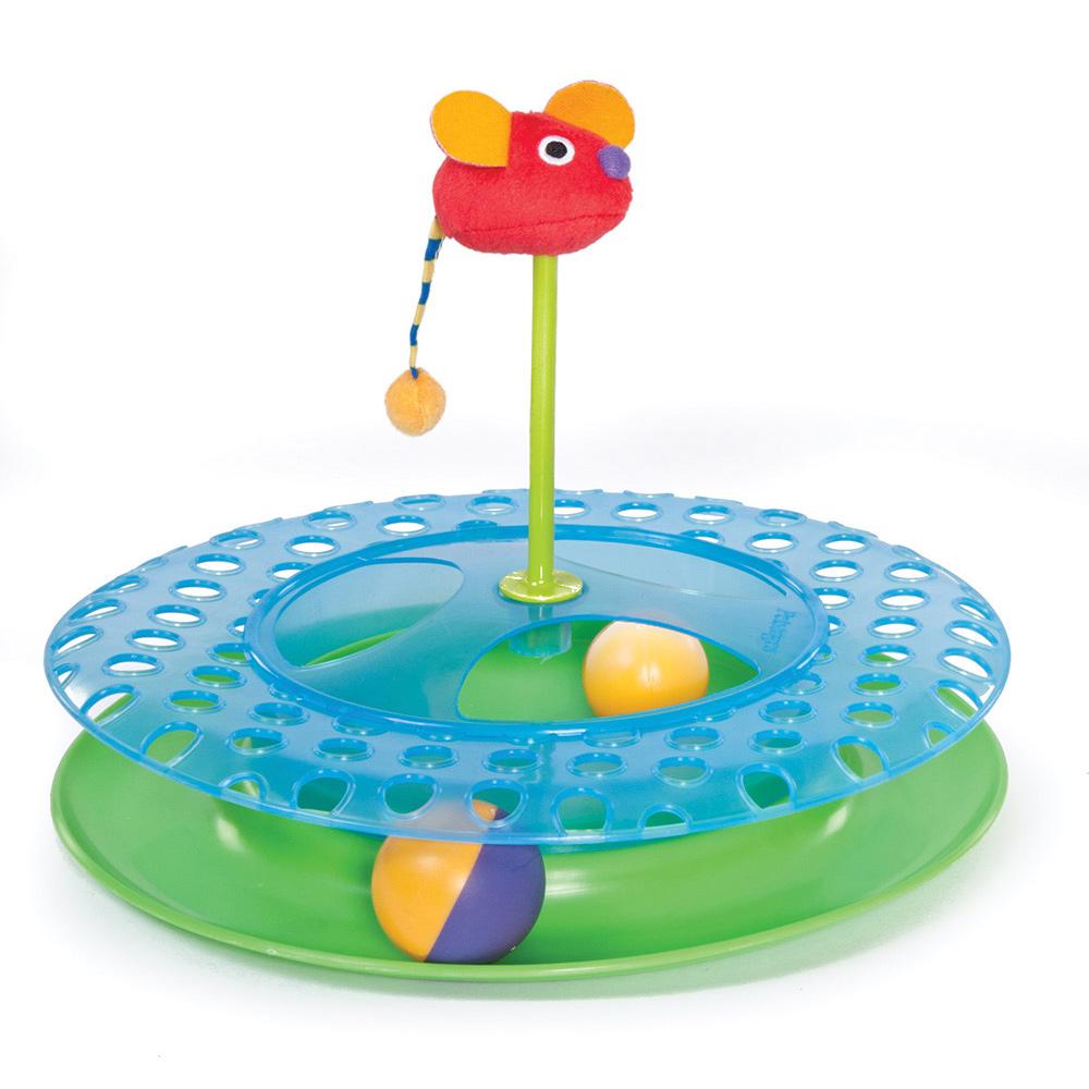 起士老鼠 軌道球