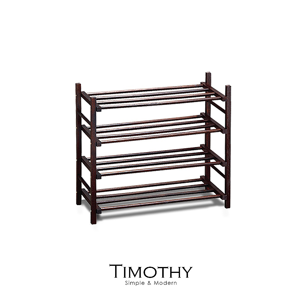 Timothy 四層置物架鞋架