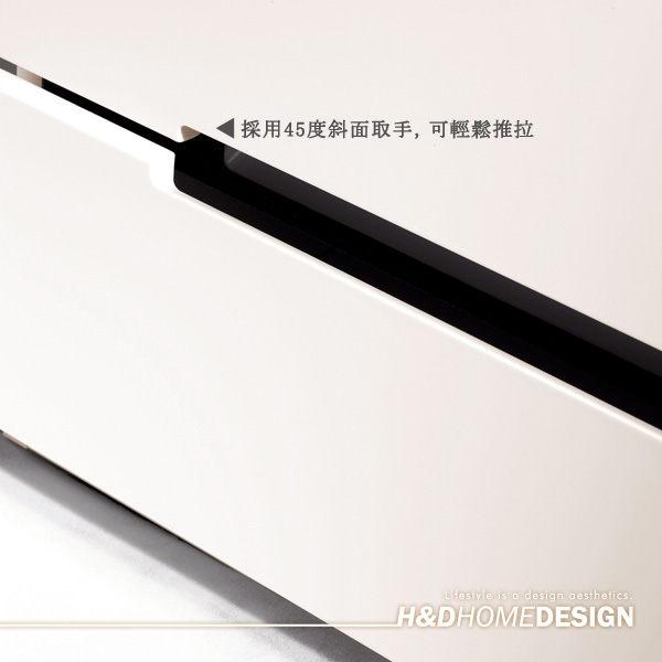 波爾卡1.9尺床頭櫃 (CM 633-4)【H&D DESIGN】