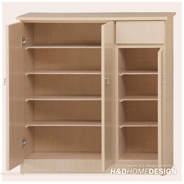 經典3x3.2尺鞋櫃-兩色可選